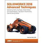 【预订】SOLIDWORKS 2018 Advanced Techniques 9781630571603