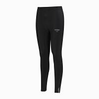 【超品预估价:35】361度运动长裤紧身黑色男款男装