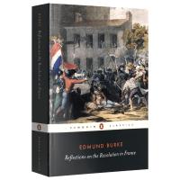 正版现货 反思法国大革命 英文原版 Reflections on the Revolution in France 法