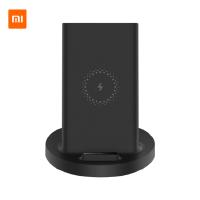 小米立式无线充电器20W通用快充版闪充支持安卓苹果华为小米手机
