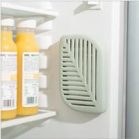 家居厨房吸盘祛湿冰箱除味盒活性炭清新空气冰箱去味盒子