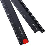 日本KOKUYO/国誉文具|WSG-CLUW30 尺子15cm-30铝制折叠尺