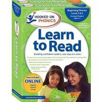 自然拼读 迷上自然发音法【现货】英文原版童书  Hooked on Phonics Learn to Read-Level5阅读G-1合辑 儿童英语拼音 启蒙阅读