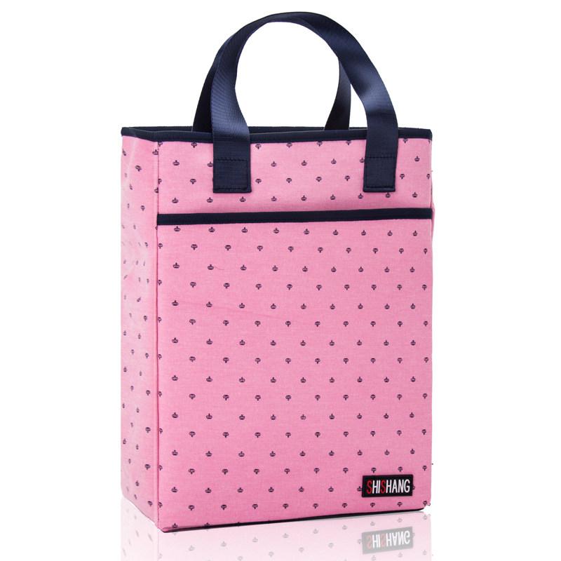 学生补习手提袋新款大容量韩版帆布手提包女包小布包简约百搭学生补习补课拎书袋