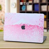 苹果电脑macbook12寸笔记本Pro保护壳Air13.3寸外壳Mac11超薄壳15.4可爱创意彩