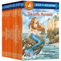 美国企鹅兰登英语分级绘本 第四阶段22册 Step into Reading 4 兰登书屋系列 英文原版绘本 小学儿童少