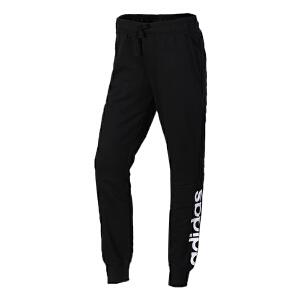 Adidas阿迪达斯女裤 运动休闲透气小脚长裤 S97154