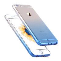 倍思iPhone6手机壳苹果6plus超薄6s透明套硅胶防摔全包六外壳软潮