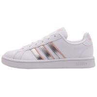 Adidas阿迪达斯女鞋COURT运动休闲鞋低帮板鞋EG5949