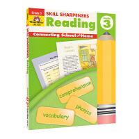 Evan-Moor Skill Sharpeners Reading Grade 3 小学三年级阅读练习册 美国加州教
