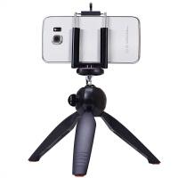 红米苹果手机三脚架迷你佳能微单反相机视频桌面直播自拍支架