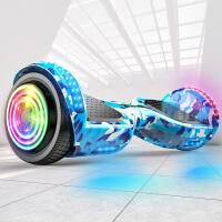 儿童双轮电动智能平衡车成年学生小孩两轮体感自平行车