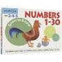 Kumon Grow to Know Numbers 1-30 Ages 3 4 5 公文式教育 数学 数字1-30 3~6岁幼儿园教辅 儿童英文原版图书进口
