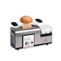 家用多士炉2片早餐吐司机烤面包机煎蒸蛋