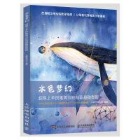 人民邮电:水色梦幻 超易上手的唯美水彩插画基础教程