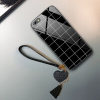 iphone7手�C�ぬO果8保�oa1863套品果八玻璃iPhine7日�nip8黑白色a1660��手�Kp