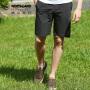 【超级品牌日 聚划算价折上9折】诺诗兰2017春夏户外男士弹力快干短裤防泼水速干沙滩裤 GQ065935