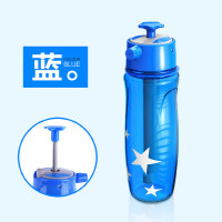 创意大容量喷水壶运动户外便携山地公路车喷水杯喷雾水壶杯子