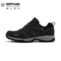 【品牌特惠】诺诗兰19新款男式登山旅行徒步鞋户外休闲运动低帮鞋FH085505