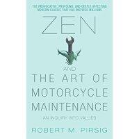Zen and the Art of Motorcycle Maintenance 禅与摩托车维修艺术【英文原版 胡歌