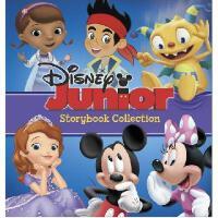 Disney Junior Storybook Collection 英文原版 迪斯尼青少故事集