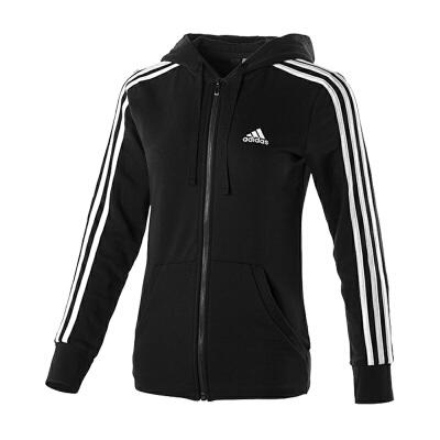 Adidas阿迪达斯 女子训练运动休闲夹克外套  S97065 现女子训练运动休闲夹克外套