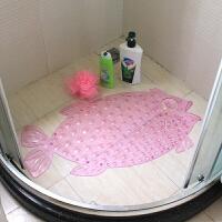 御目 地垫  pvc浴室防滑垫淋浴洗澡按摩垫门垫地垫防水垫脚垫大号吸盘浴缸垫子家居用品