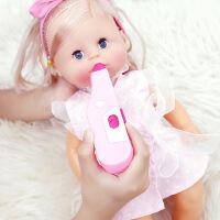 智能仿真婴儿洋娃娃打针喝水尿尿睡眠宝宝女童儿童过家家女孩玩具