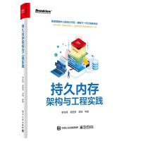 现货正版 持久内存架构与工程实践 李志明 持久内存硬件固件架构编程模型优化方法书籍 持久内存应用系统方法内存计算未来发展