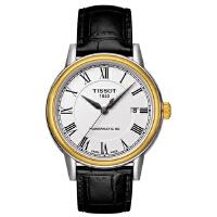 天梭Tissot-卡森系列 T085.407.26.013.00 机械男士手表
