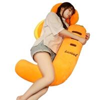 孕妇枕护腰靠垫侧睡侧卧枕睡觉夹腿抱枕靠枕床上睡枕女可拆洗