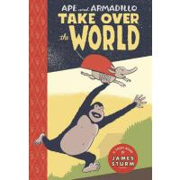 【预订】Ape & Armadillo Take Over the World: Toon Level 3