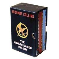 The Hunger Games Trilogy 饥饿游戏3本套装【英文原版 精装美国版】