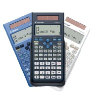 佳能F-789SGA学生高考科学函数计算器解方程复数矩阵