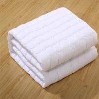 床垫薄款单人学生铺床褥可机洗1.0m床垫子双人1.8m床防滑垫被