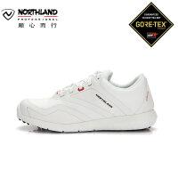 【诺诗兰品牌特惠】诺诗兰户外女式GORE-TEX防滑低帮舒适登山徒步鞋FT062502