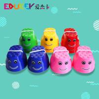 平衡训练户外体育玩具运动用品加厚款笑脸高跷幼儿园儿童感统器材