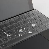 华为MateBook13笔记本键盘膜MateBook X Pro/E/D键盘保护膜荣耀M 【12英寸】华为MateBo