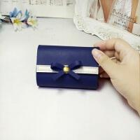 韩版女式卡包女可爱大容量卡片包多卡位银行*套卡夹防消磁