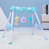婴儿玩具健身架宝宝健身器新生儿音乐玩具