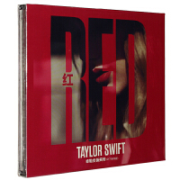 Taylor Swift 泰勒斯威夫特专辑 red 红色 2CD豪华版