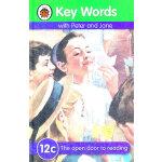 Key Words: 12c The open door to reading 关键词12c:打开阅读之门 ISBN 9781409301424