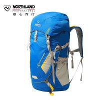 【超级品牌日 聚划算价折上9折】诺诗兰NORTHLAND户外男女登山徒步双肩包旅行背包 B990047
