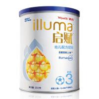 【当当自营】惠氏 Wyeth 启赋 幼儿配方奶粉( 3段) 350g