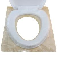 旅行一次性马桶垫产妇坐便器 便携垫纸加厚四季马桶套坐垫纸50片