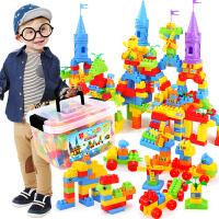 儿童积木塑料玩具 拼插拼装宝宝益智力