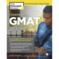 Cracking the GMAT with 2 Computer-Adaptive Practice Tests 攻克GMAT考试2017版