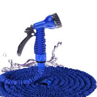 多功能洗车水枪 家用伸缩水管高压洗车神器((注水后长7.5-15米 套装)