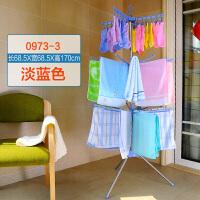 【当当自营】宝优妮 婴儿浴巾架宝宝衣服晾衣架DQ-0973-3