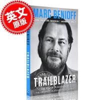现货 开拓者 salesforce创始人 马克?贝尼奥夫 Marc Benioff 英文原版 TRAILBLAZER 商